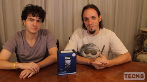 Motorola Atrix: Unboxing e Review