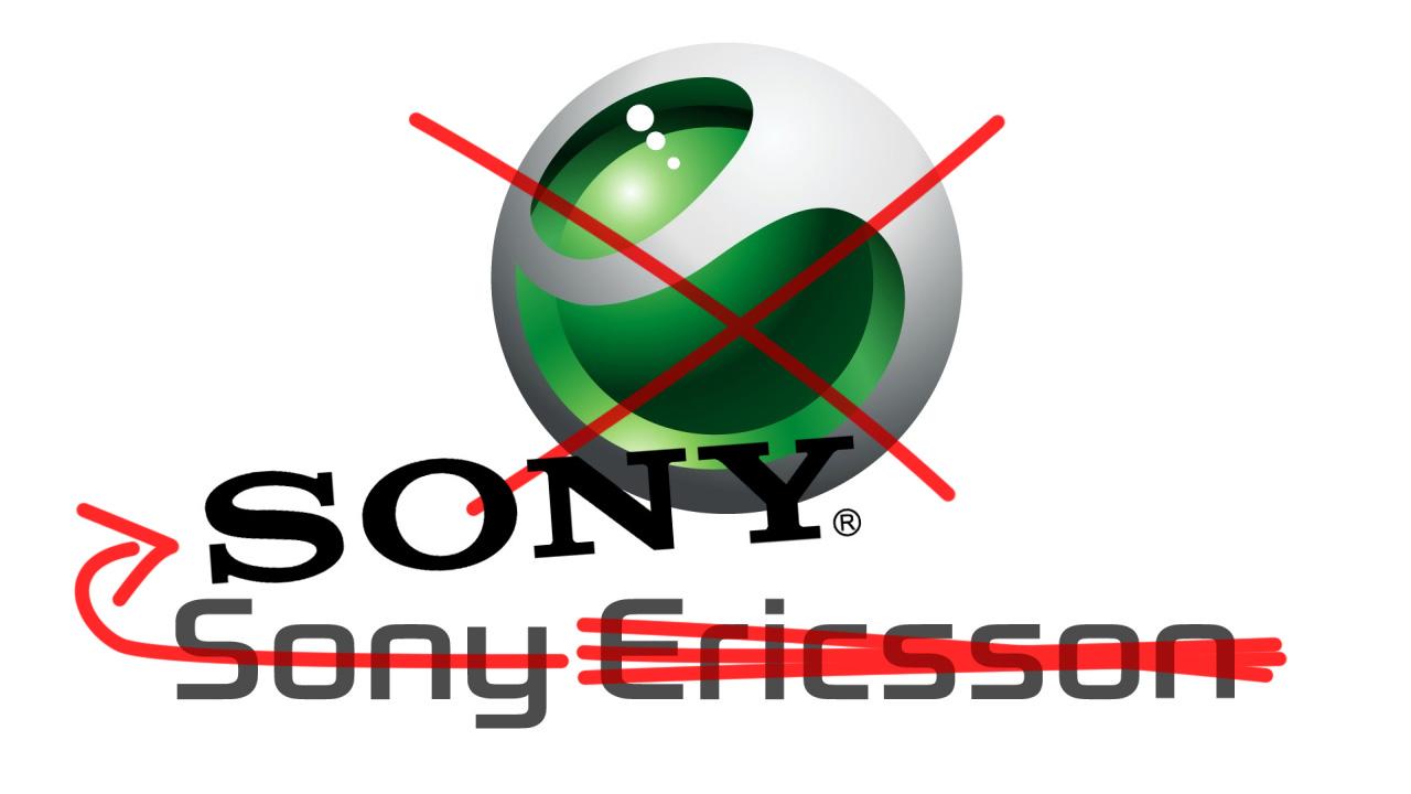 Fim oficial da Sony Ericsson