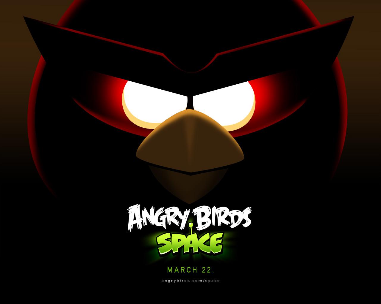 Anunciado Angry Birds Space