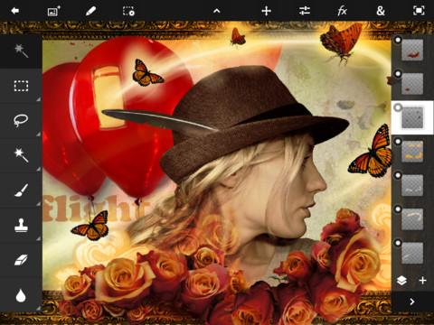 Adobe Photoshop Touch será lançado amanhã