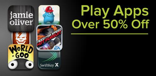 Estréia do Google Play com apps a US$0,49