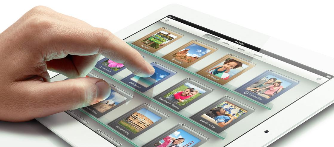 Novo iPad oficialmente anunciado. Especificações disponíveis.