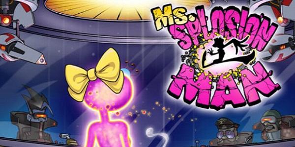 Ms. Splosion Man anunciado para PC, iOS e Windows Phone