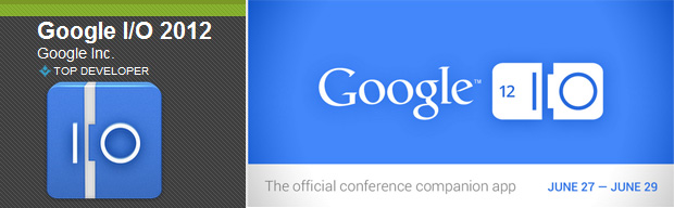 Baixe o aplicativo oficial do Google I/O 2012