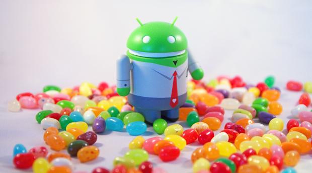 Android Jelly Bean revelado como 4.1