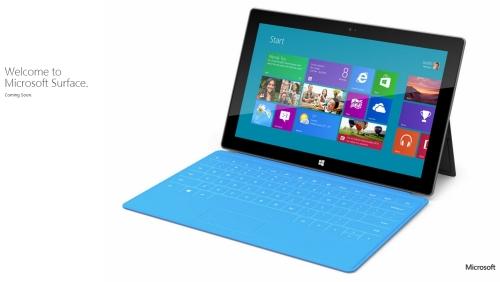 Microsoft Surface é revelado