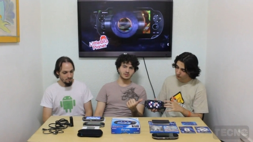 PlayStation Vita Review [Parte 2 – Hardware]