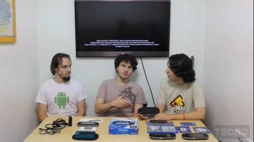 PlayStation Vita Review [Parte 3 – Aspectos Físicos]