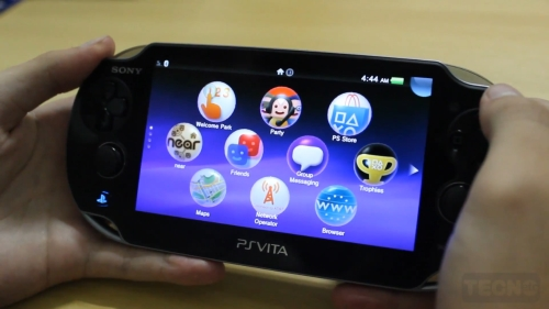PlayStation Vita Review [Parte 4 (Final) – Sistema Operacional]