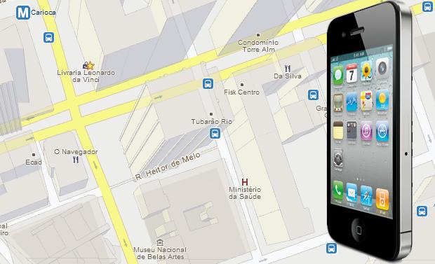 iOS perderá Google Maps para sempre?