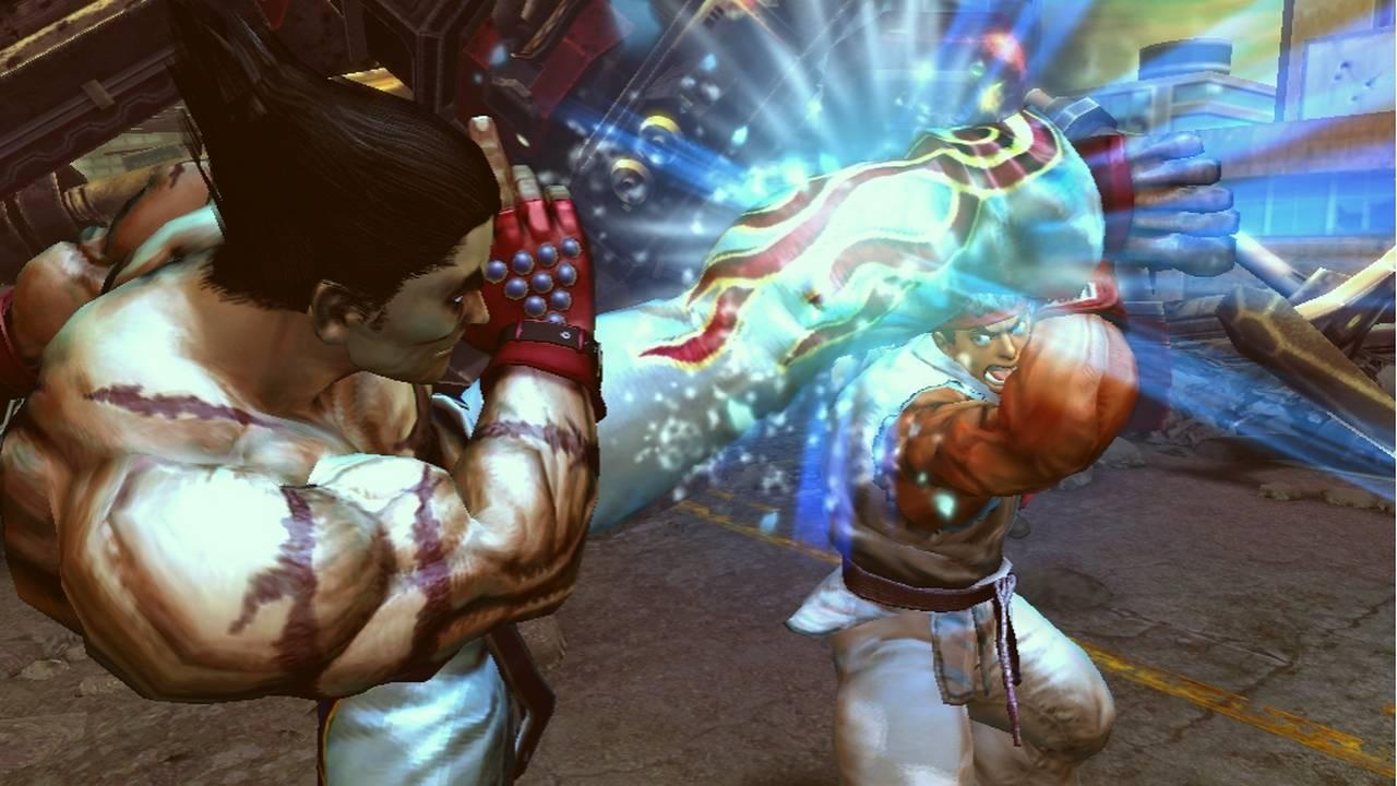 Street Fighter X Tekken será lançado para iOS