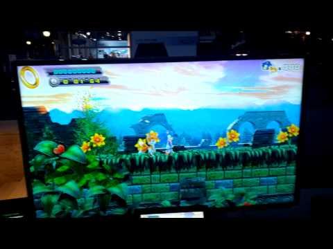 [MWC 2012] Sega e nVidia anunciam Sonic 4 Episode 2