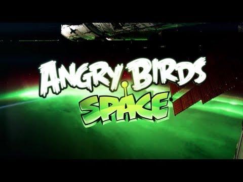 NASA apresenta trailer do Angry Birds Space