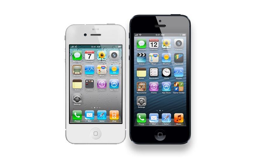 O público não sabe diferenciar o iPhone 4S do iPhone 5