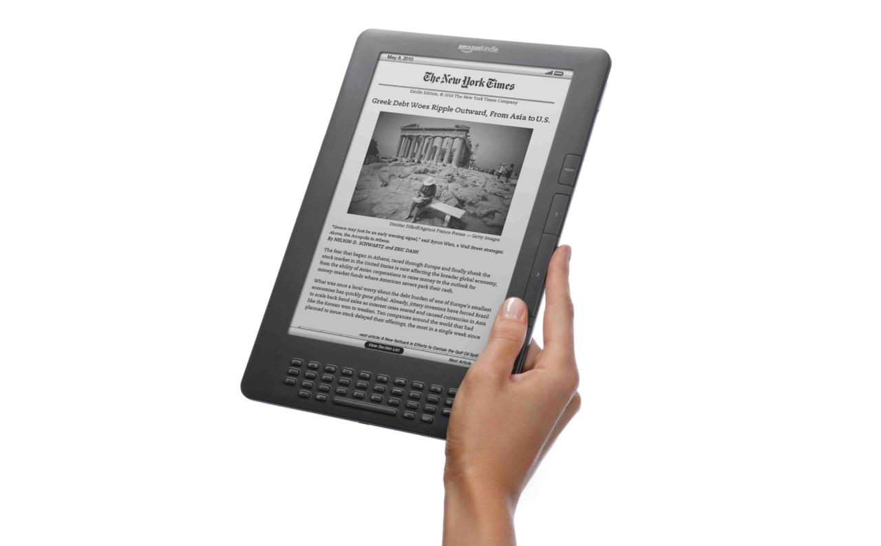 Brasil a um passo de acabar com impostos sobre e-books
