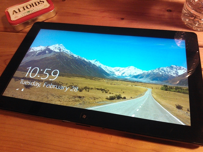 Novo tablet da Microsoft será revelado hoje