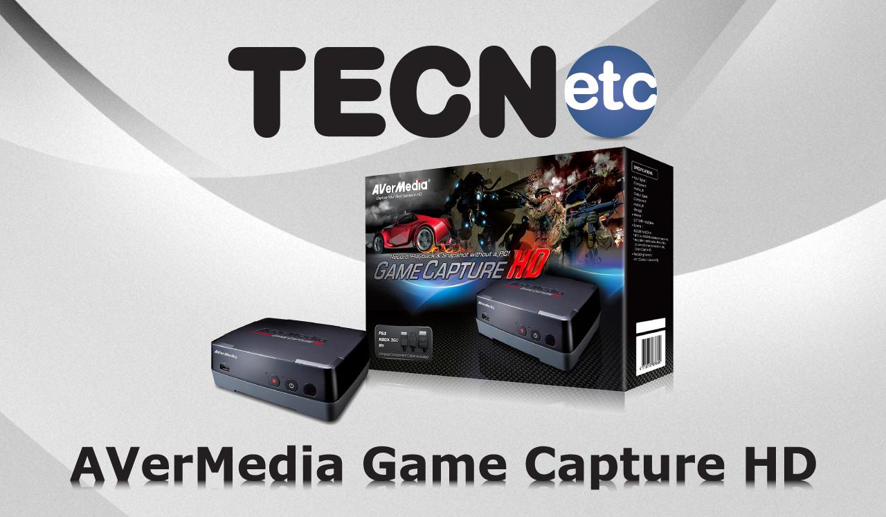 AVermedia Game Capture HD: Unboxing