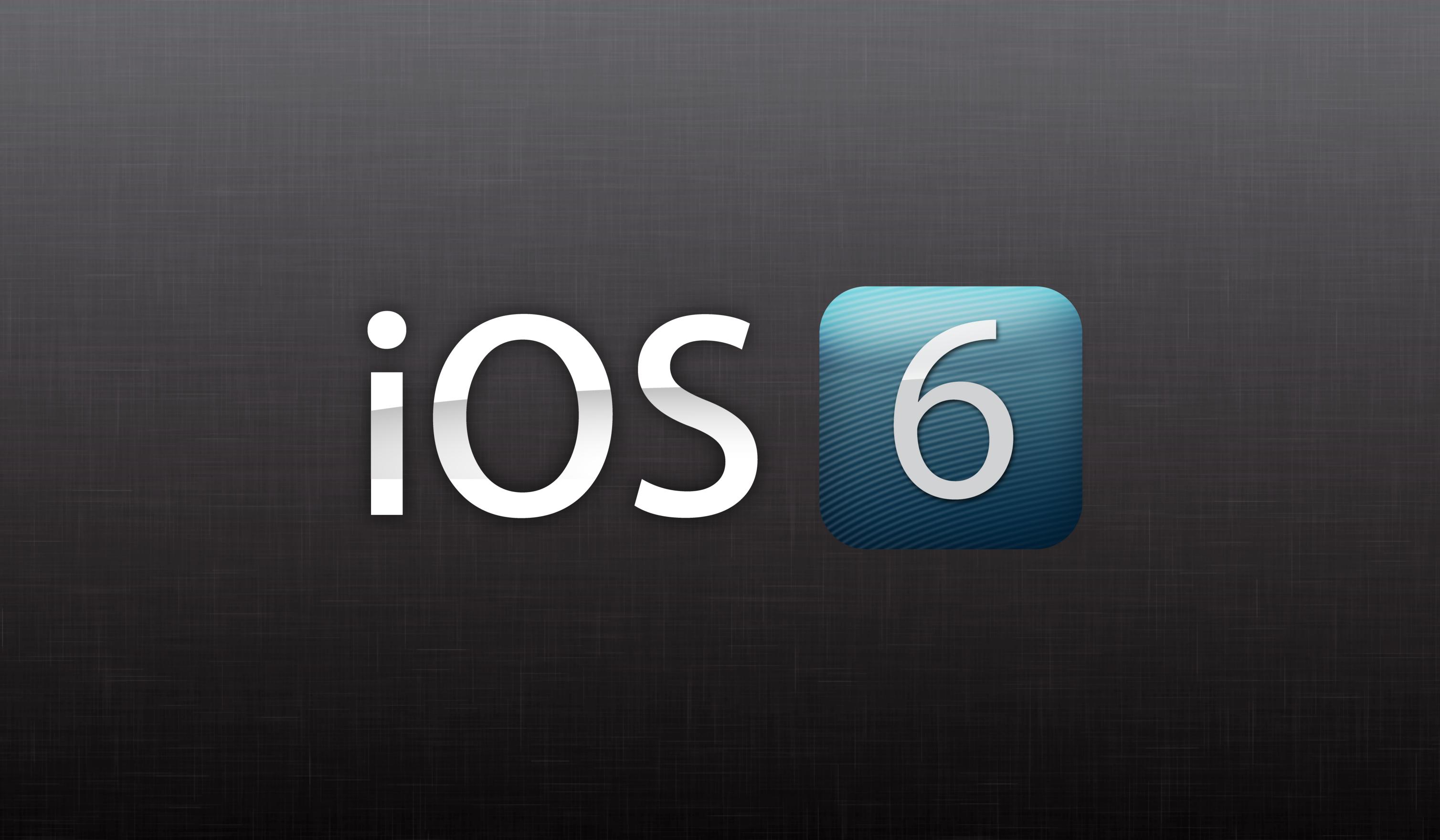 iOS 6 é lançado hoje. Saiba quais são as novidades!