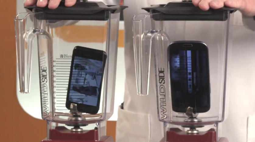 Will it Blend? iPhone 5 vs. Samsung Galaxy S III