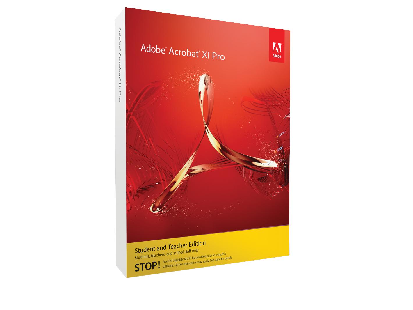 A Adobe anuncia o Acrobat XI com funcionalidades para tablet, além de serviços de cloud