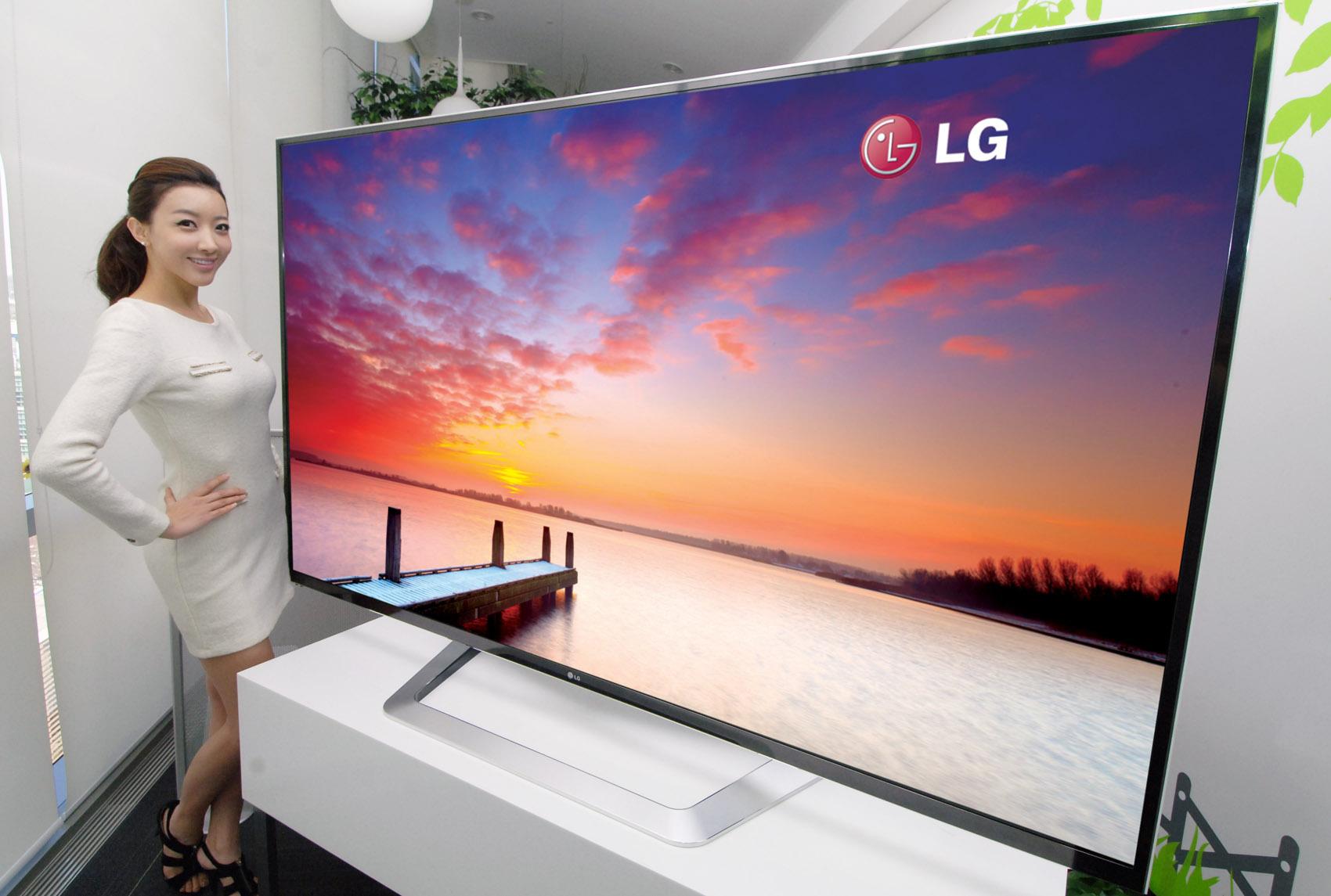 Ultra HD é o nome oficial da nova categoria de resolução entre 4K e 8K