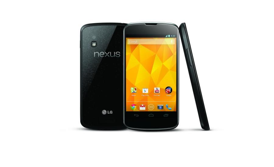 Google apresenta o Nexus 4