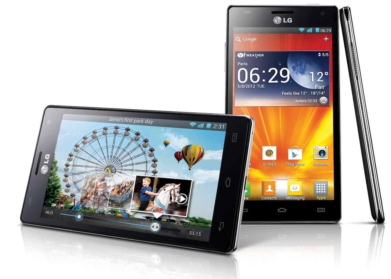Optimus 4X HD, da LG, chega ao Brasil por R$ 1.699