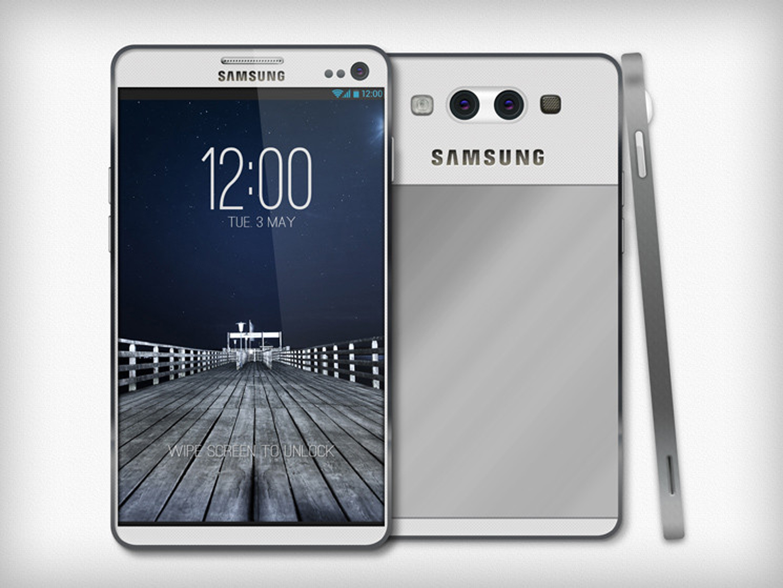 Samsung já prepara smartphone com tela Full HD