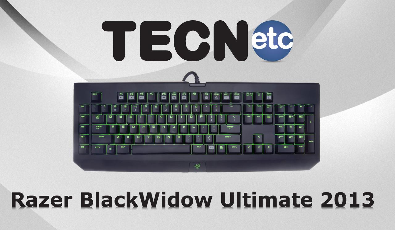 Teclado Razer BlackWidow Ultimate 2013: Unboxing e Review