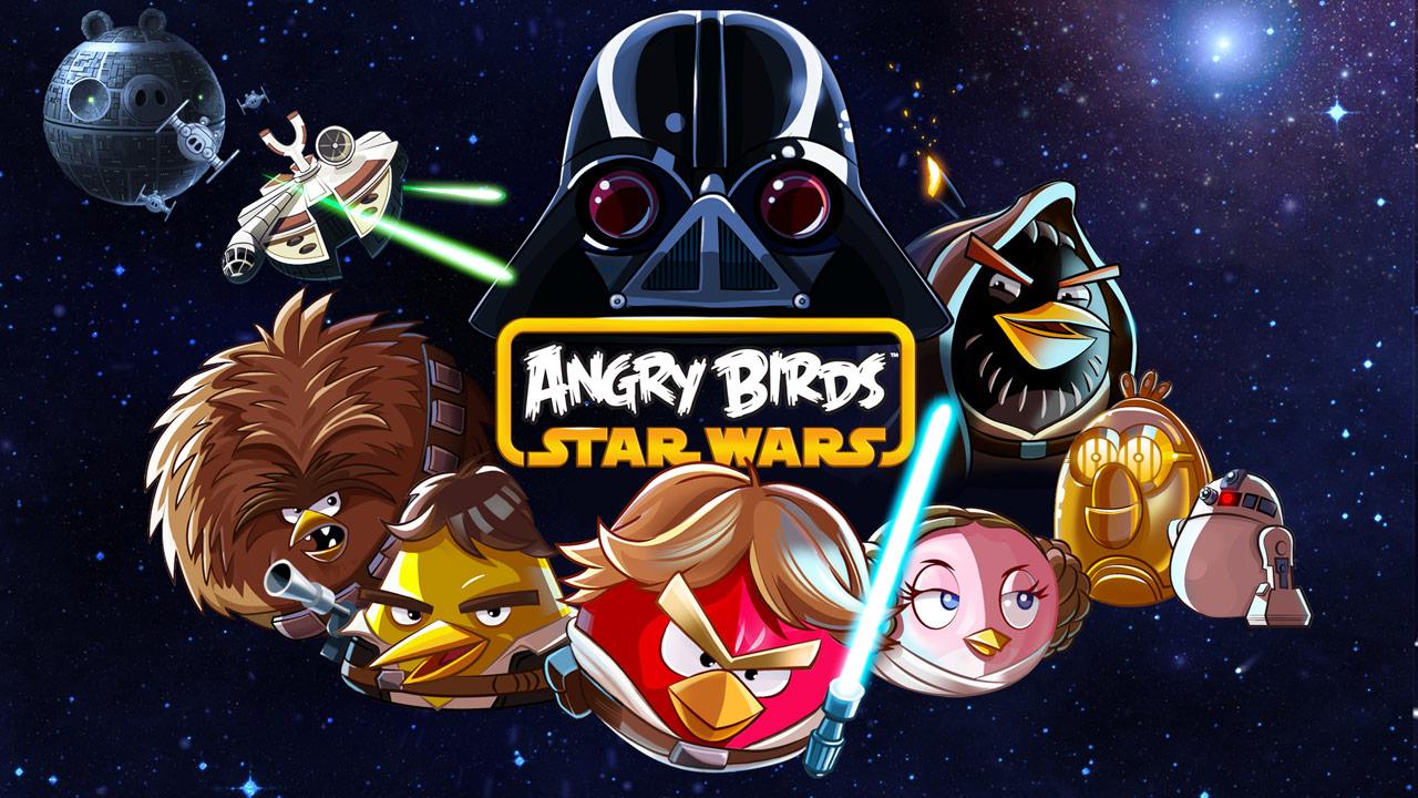 Angry Birds Star Wars chegará dia 8 de Novembro