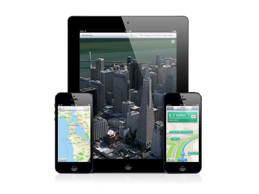 Google libera Street View para iOS 6