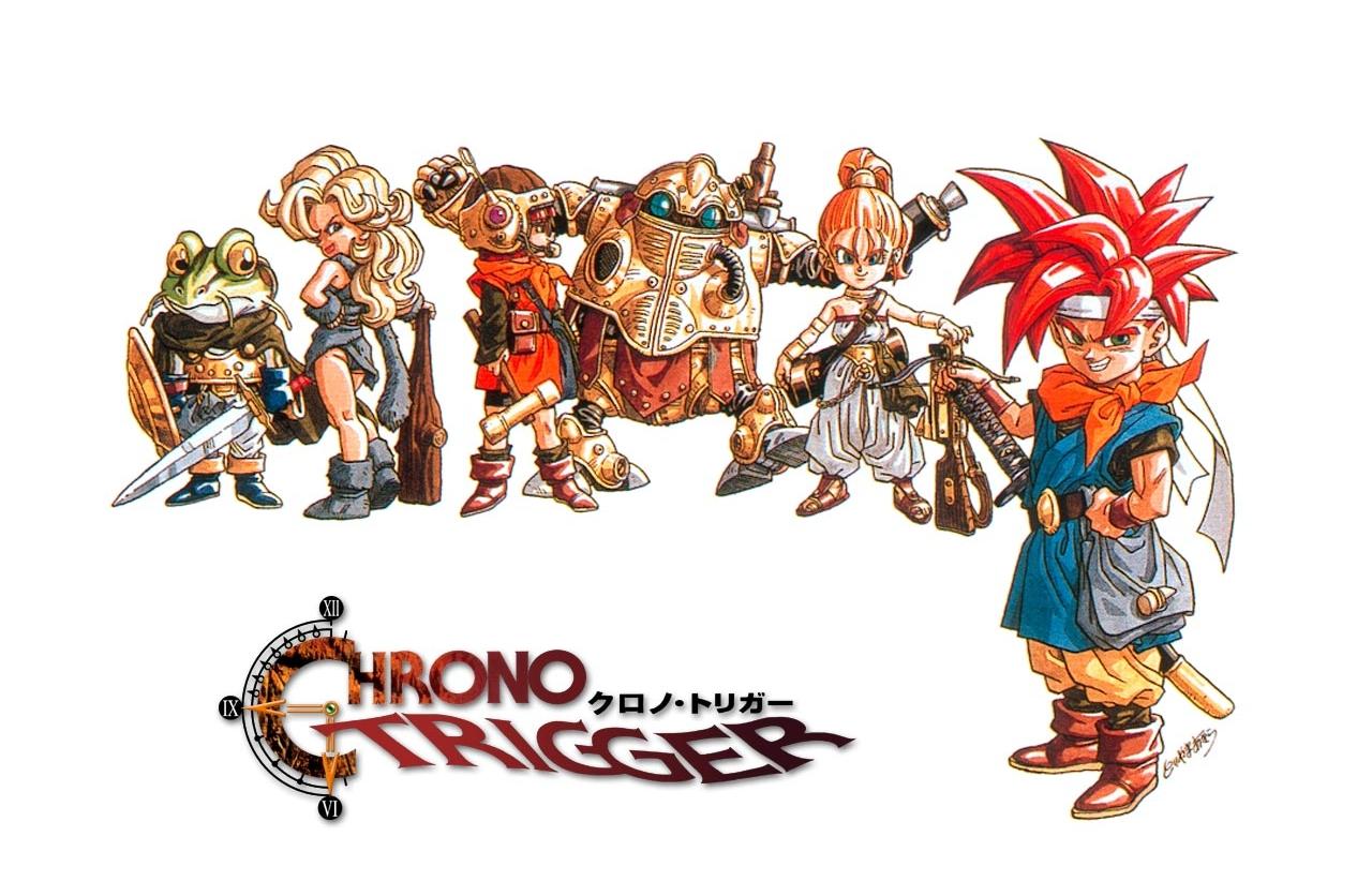 Chrono Trigger é lançado na Google Play por 30 reais