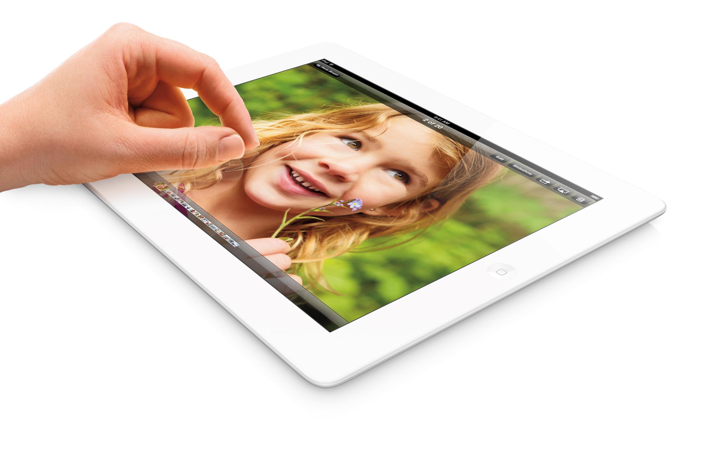 Algumas lojas da Apple estão oferecendo tempo extra para troca de iPads
