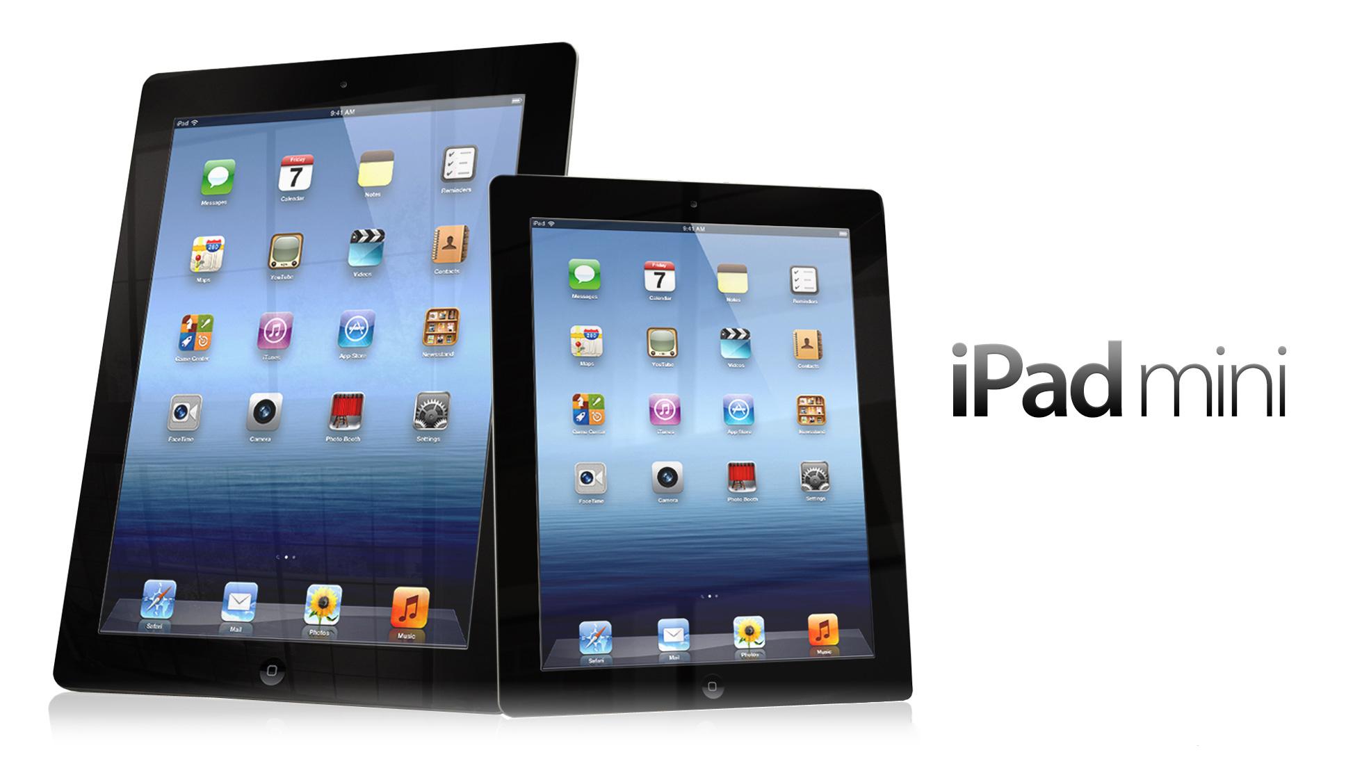 Rumor diz que iPad Mini já está sendo fabricado no Brasil, e que seria lançado dia 17
