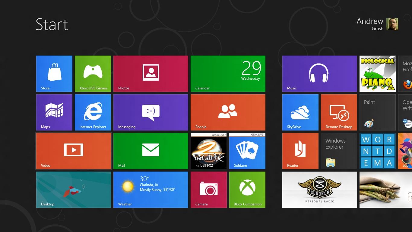 Windows 8 será lançado nessa sexta-feira
