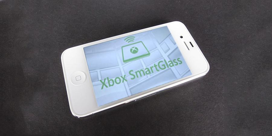 Xbox SmartGlass chega ao iOS