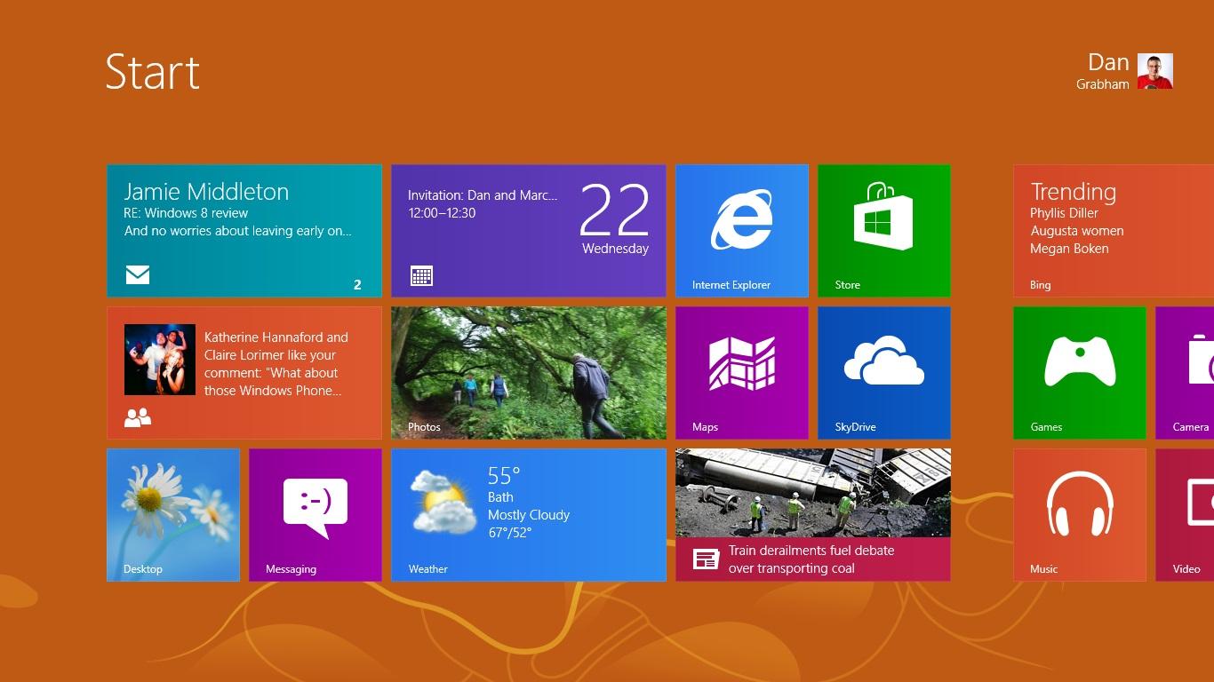 Adoção do Windows 8 tem sido mais lenta que seu antecessor