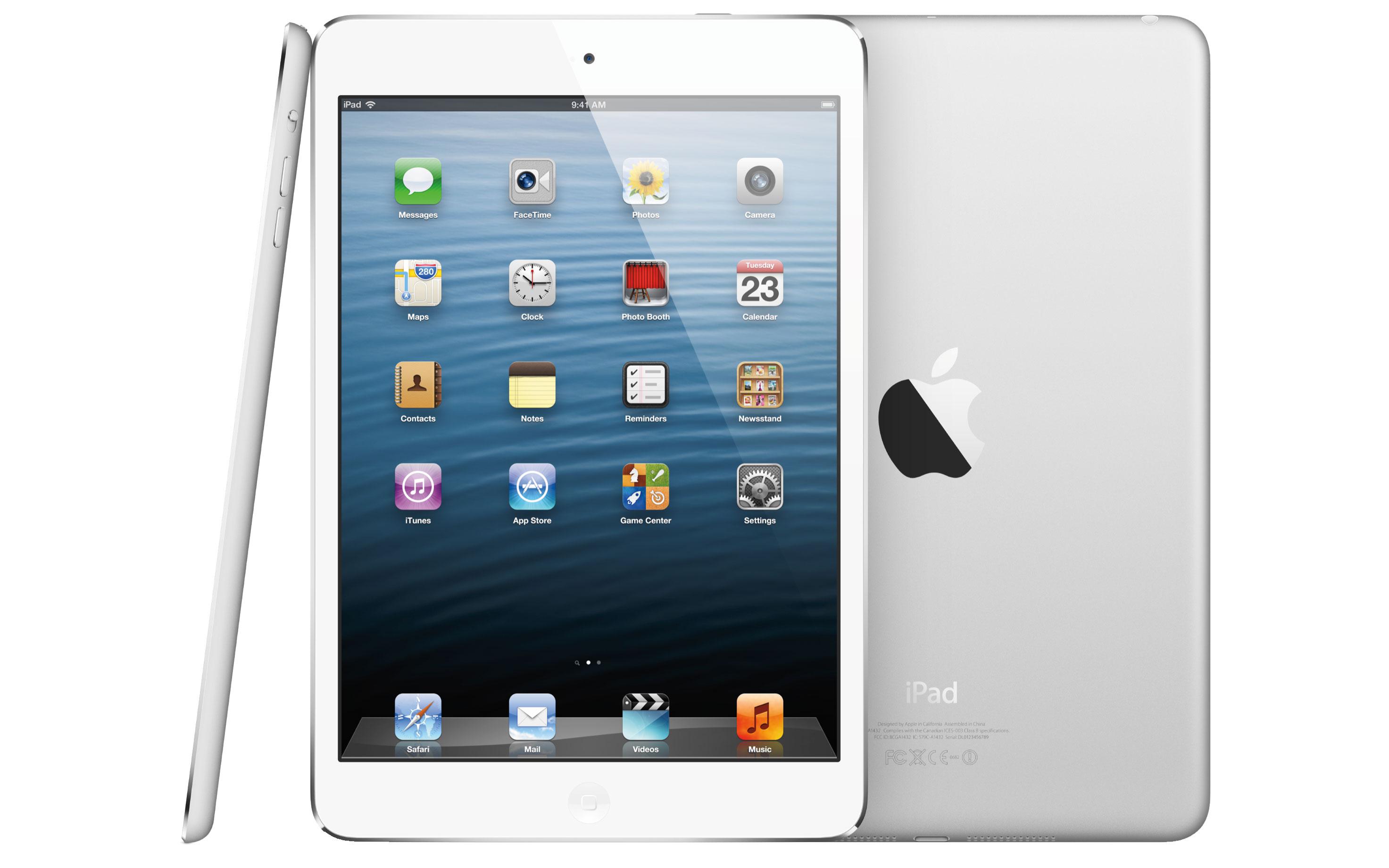 Os novos iPads quebram recordes de venda fim de semana passado