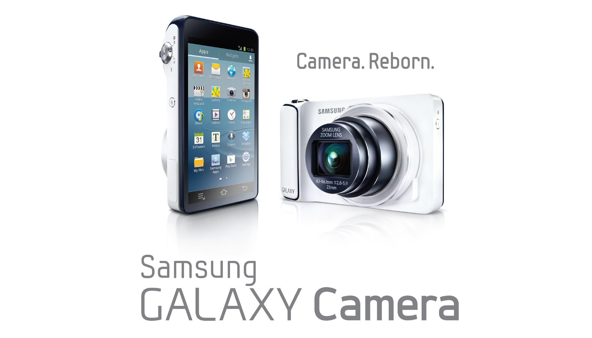 Definido preço da Samsung Galaxy Camera