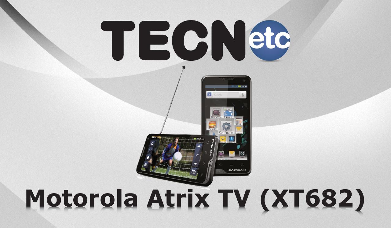 Motorola Atrix TV: Unboxing e Review
