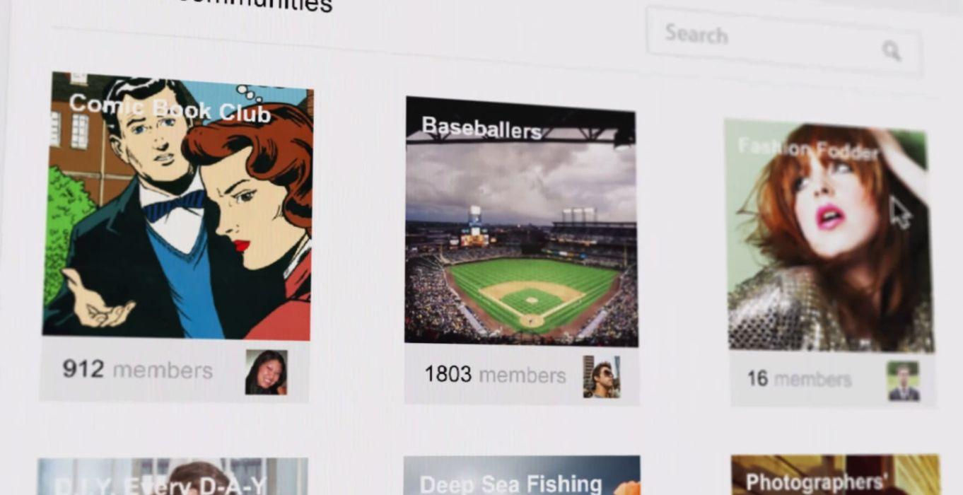 Novo update do Google Plus adiciona a criação de comunidades