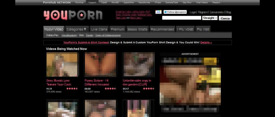 Dono do site YouPorn é preso na Bélgica