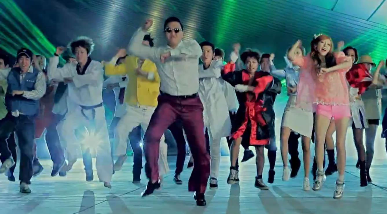 Gangnam Style é o primeiro vídeo a ter 1 bilhão de views no You Tube