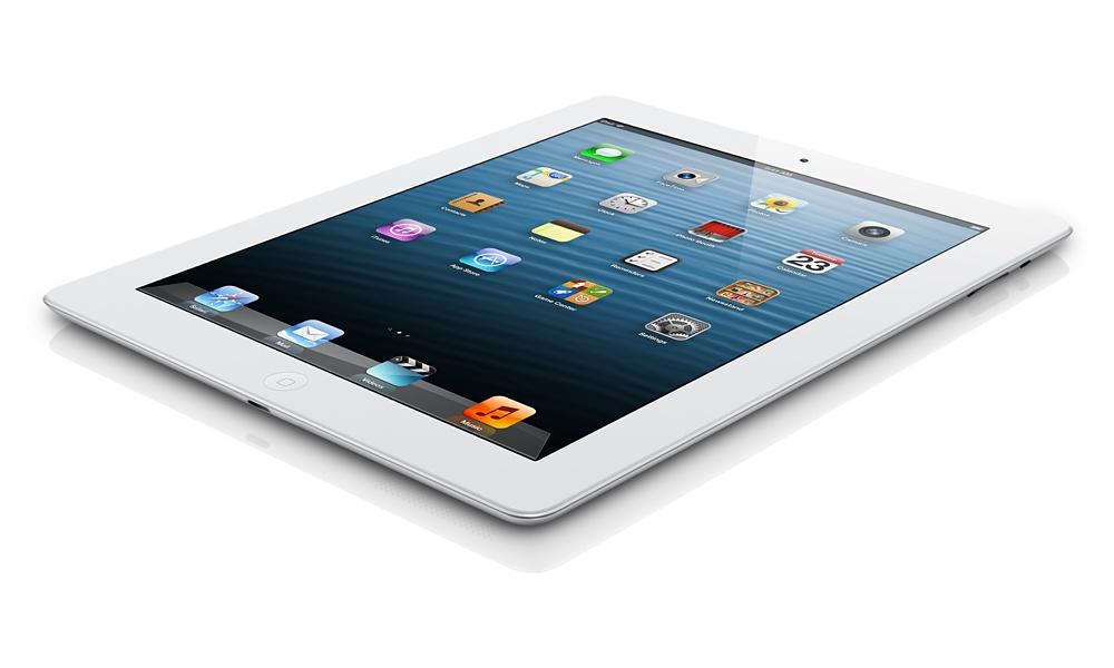 Apple lança, sem grandes anúncios, o iPad 4 no Brasil por R$ 1.749