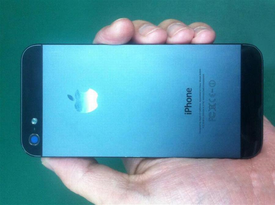 Supostas fotos do iPhone 5S vazam na internet