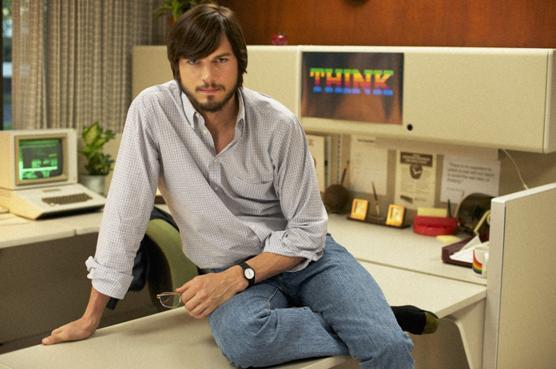 Sai a primeira foto do filme sobre a vida de Steve Jobs