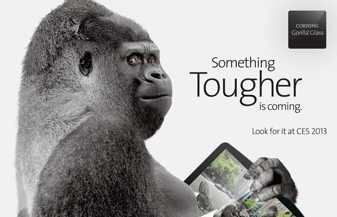 Gorilla Glass 3 será anunciado na semana que vem, na CES