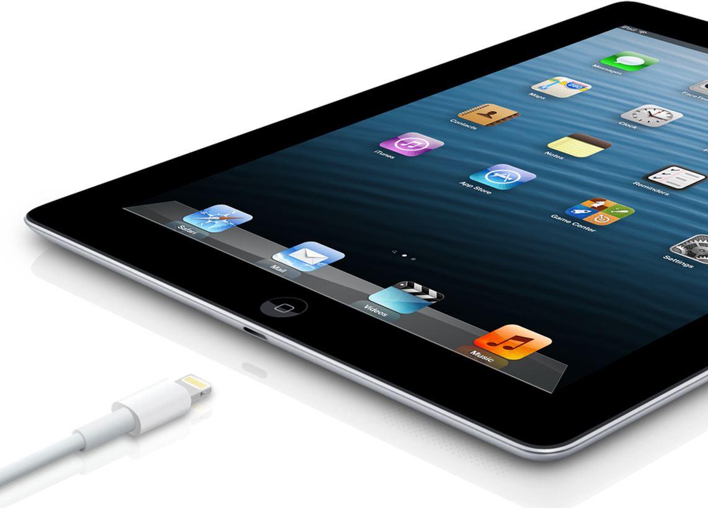 Apple pode estar desenvolvendo um iPad 4 de 128 Gb