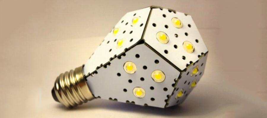 NanoLight é a lâmpada que consome apenas 12W e gera tanta luz quanto uma lâmpada incandescente