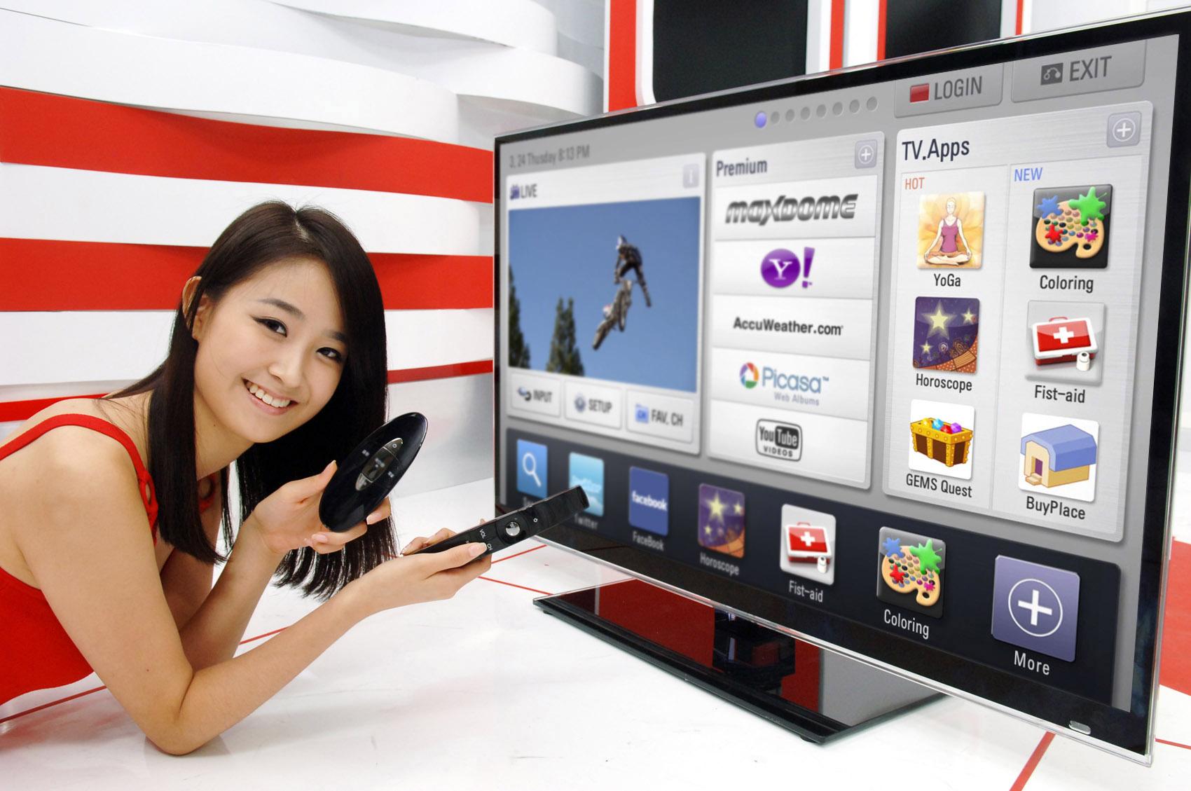 Smart tv своими руками